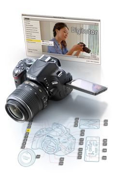 A guide to Nikon camera and taking pictures....awesome website!