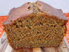 Woooooo-hooooo! My Fall is not ruined!  Gluten Free Pumpkin Bread