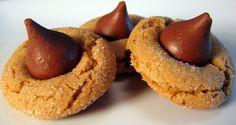 Hershey Kiss cookies recipe