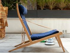 Bivouac Lounge Chair