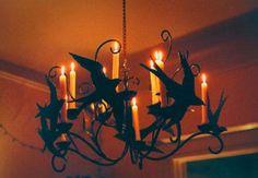 sparrow chandelier
