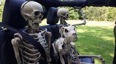 #Halloween #Jeep