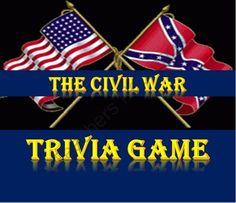 Civil War Trivia Game Fun Stuff! from TEACHLEARN on TeachersNotebook.com -  (51 pages)  - Have fun playing a Civil War Trivia game in your class!  This game covers generals, battles, fun facts and other Civil War related questions.