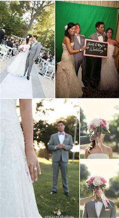 Southern California Wedding - Calamigos Equestrian Wedding - Annie and Ray