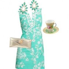 Already looking forward to wedding season in Spring 2013. This outfit is perfect for a guest attending a Southern garden wedding