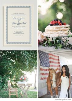 Relaxed Memorial Day Vows