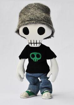 Mr Death Inside-resin doll_#4 | Flickr: Intercambio de fotos