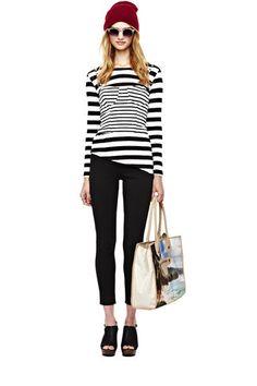 Layered stripes   @Olsenboye