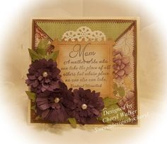 MOM by cher2008 - Cards and Paper Crafts at Splitcoaststampers