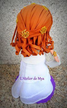 Fofucha comunión https://www.facebook.com/MyaAtelier