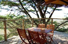 Domaine : Yelloh Village La Plage - Cabanes dans les arbres, cabanes sur l'eau, cabanes atypiques la plage