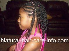 african americans, little girls, kid hairstyles, girl hairstyl, natur hair