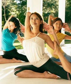 9 Things You Need to Know About Bikram Yoga