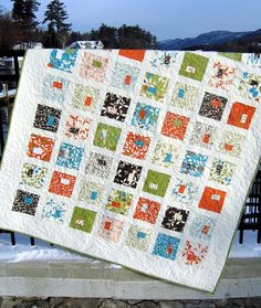 Sweet Jane quilt | Silly Mama Quilts