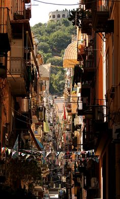 Naples by Mattia Viganò, via Flickr