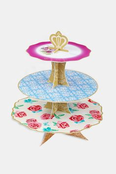 paper cake stand