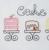 This blog is all about embroidery