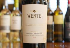 The Reverse Wine Snob: Wente Vineyards Charles Wetmore Cabernet Sauvignon 2012 - Well Worth The Price. A fitting tribute to a California pioneer. http://www.reversewinesnob.com/2014/09/wente-vineyards-charles-wetmore-cabernet-sauvignon.html #wine #winelover