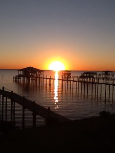 Mobile Bay sunset ,beautiful ending to a beautiful day.