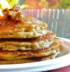 Oatmeal Pancakes | Flavor Mosaic  #recipe #pancakes #oatmeal #oatmealpancakes