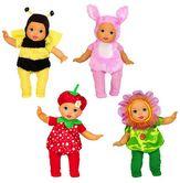 cuties  http://247moms.com/2012/09/win-mattels-little-mommy-dolls/#