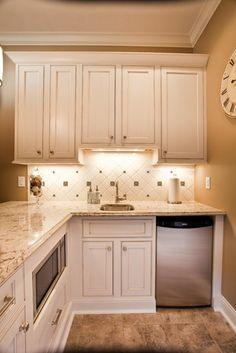 Basement bar designs on pinterest basement bar designs for Small basement kitchen ideas