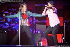 Jon with Kid Rock Sy