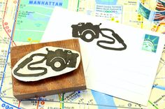 DIY: Craft Custom Rubber Stamps from Photos
