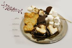 Valentine's  s'mores by Safier