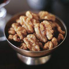 ws: roasted spiced walnuts...