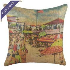 Beach Pillow  $50.95