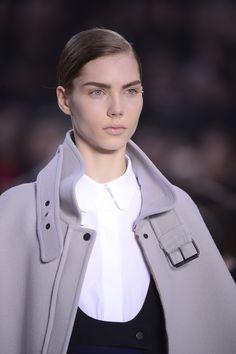 women fashion, chloé fallwint, 20132014 runway, fashion details3, chloe fallwint, fallwint 20132014, collar fashionista