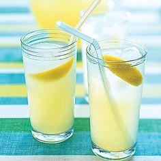 Ginger Lemonade #recipe