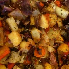 Roasted Veggie Pie Recipe