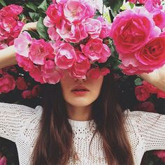 Pink #flowers #floral #fashion #inspiration #taskpr