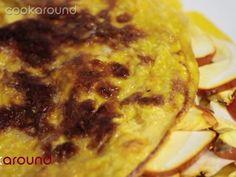 Omelette con i funghi ovuli | Cookaround