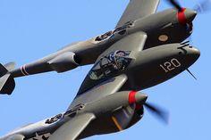 """Lockheed P-38 """"Lightening"""""""