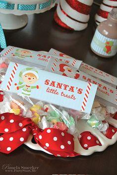 Bag Toppers by Blush Printables #holiday #christmas #kids