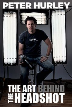 hurleypromo Peter Hurley: The Art Behind The Headshot DVD