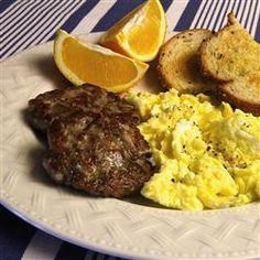 "Homemade Paleo-Style Breakfast Sausage | ""This paleo-style breakfast sausage is loaded with herbs and spices and can be made with whichever type of ground meat you prefer."" -sammyc14"