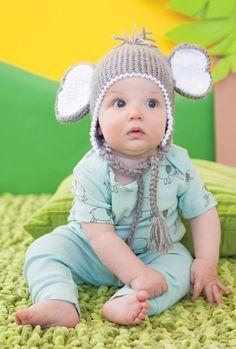 Elephant Hat   crochet today