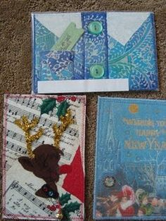 Let's talk…..Fabric Postcard Tutorial