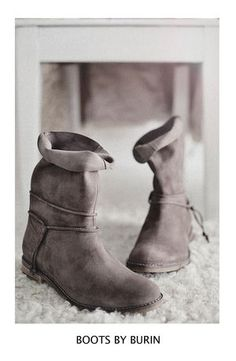 BOOTS BY BURIN | purelove.se