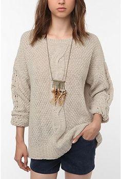 oversized sweater, anyone?