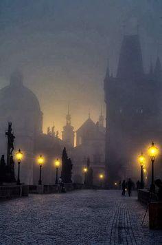 Anthony Dell'Ario, Charles Bridge in Prague