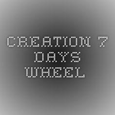 Creation - 7 days Wheel