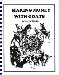 Making Money With Goats Book