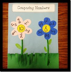 composing/decomposing numbers
