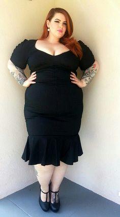 Tess Munster... Rockabilly dress.