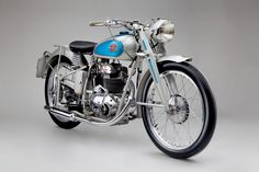 125cc Turismo 1951 FB Mondial